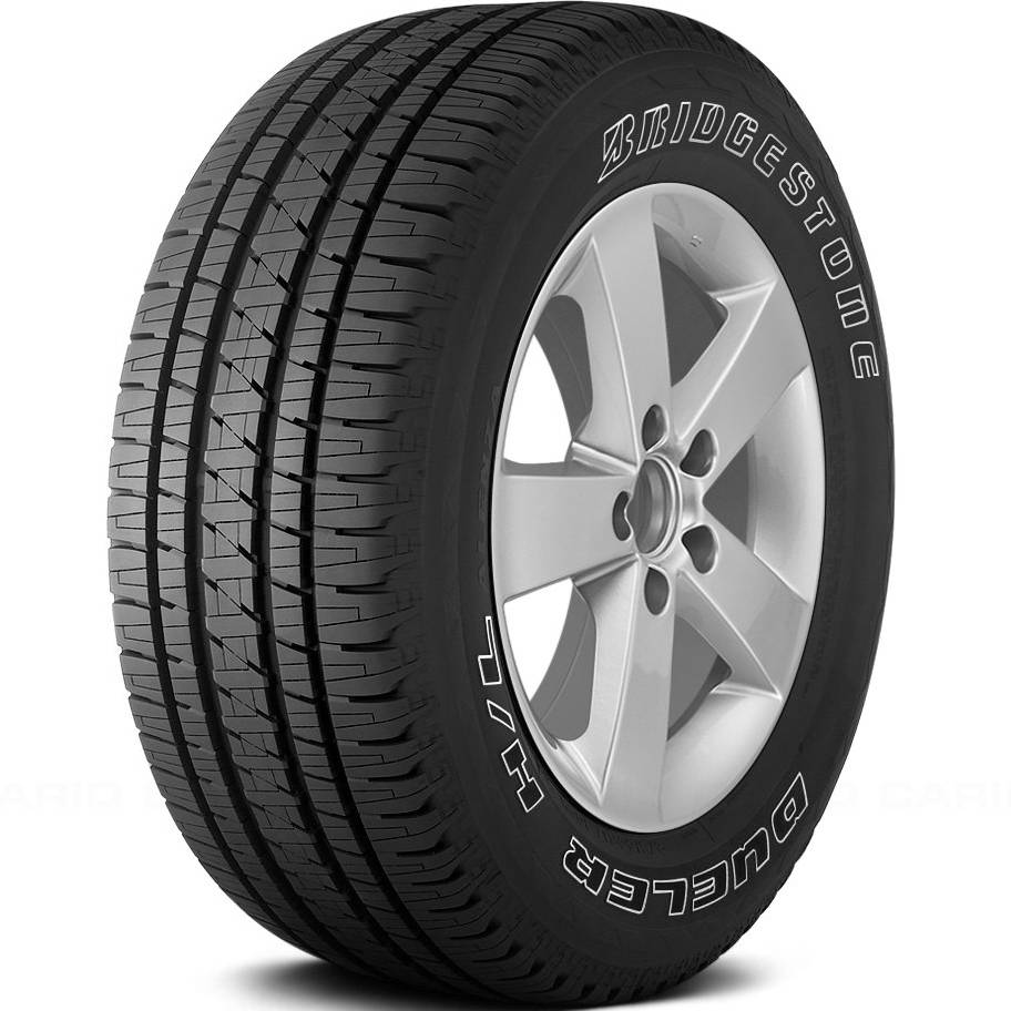 Dueler H L Alenza Plus >> Bridgestone Dueler H L Alenza Plus P245 75r16 Brs000431 Arkon Off