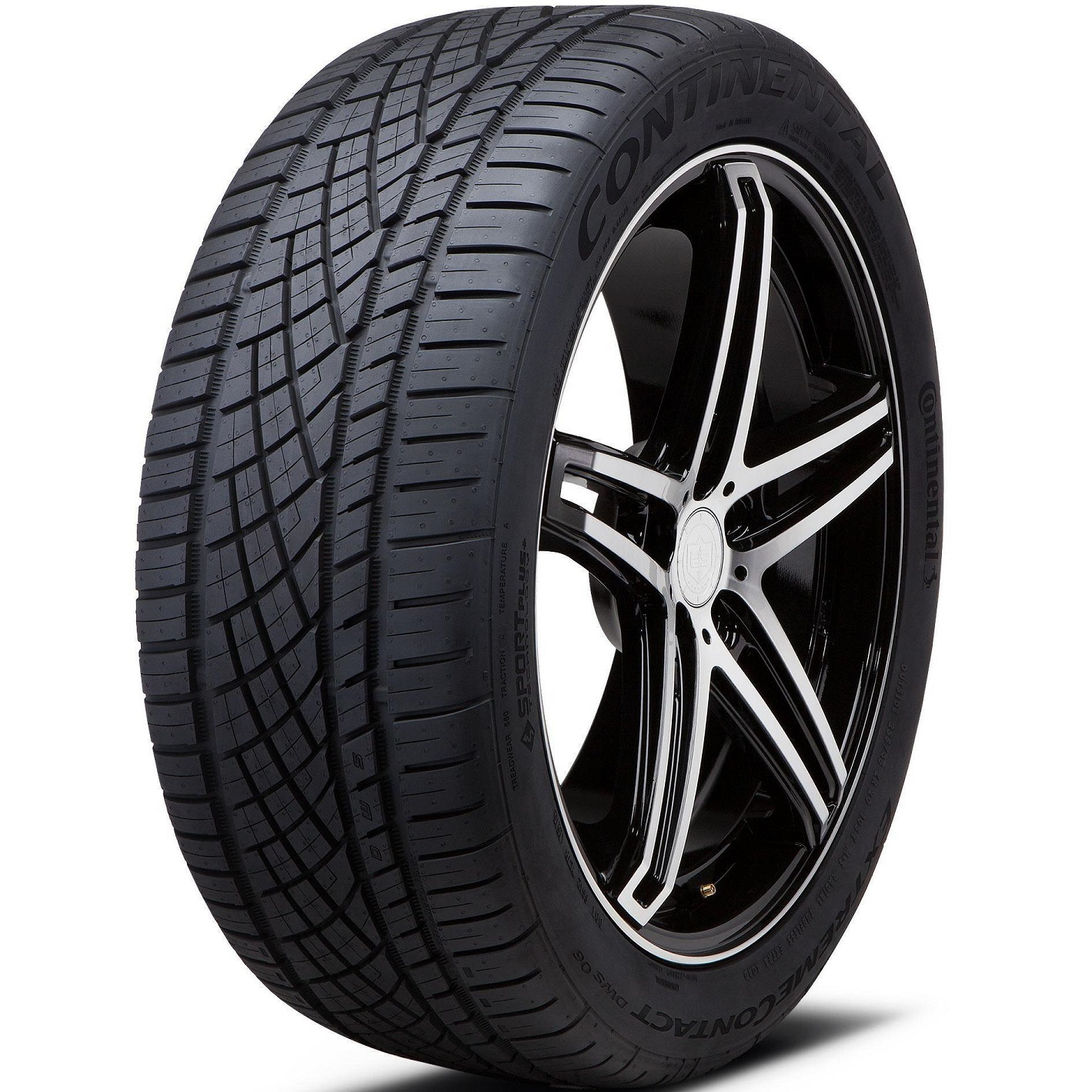 Continental ExtremeContact DWS06 235/35ZR19