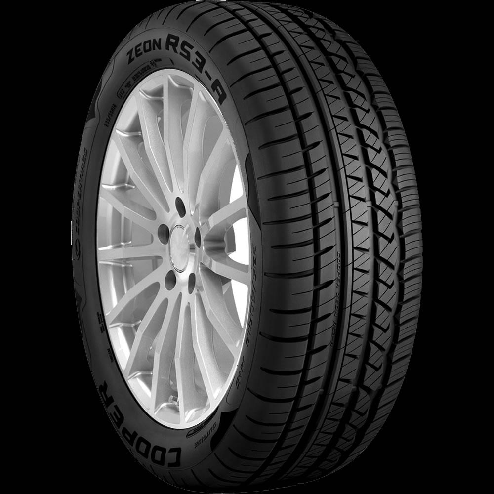 cooper zeon rs3 a 265 45 r18 tires. Black Bedroom Furniture Sets. Home Design Ideas