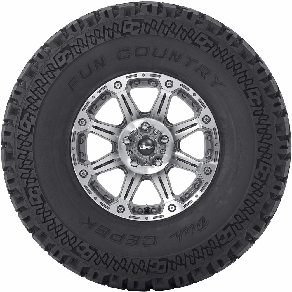 dick cepek kevlar tires