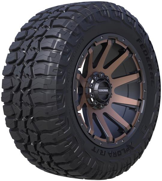 Federal Xplora RT Tire