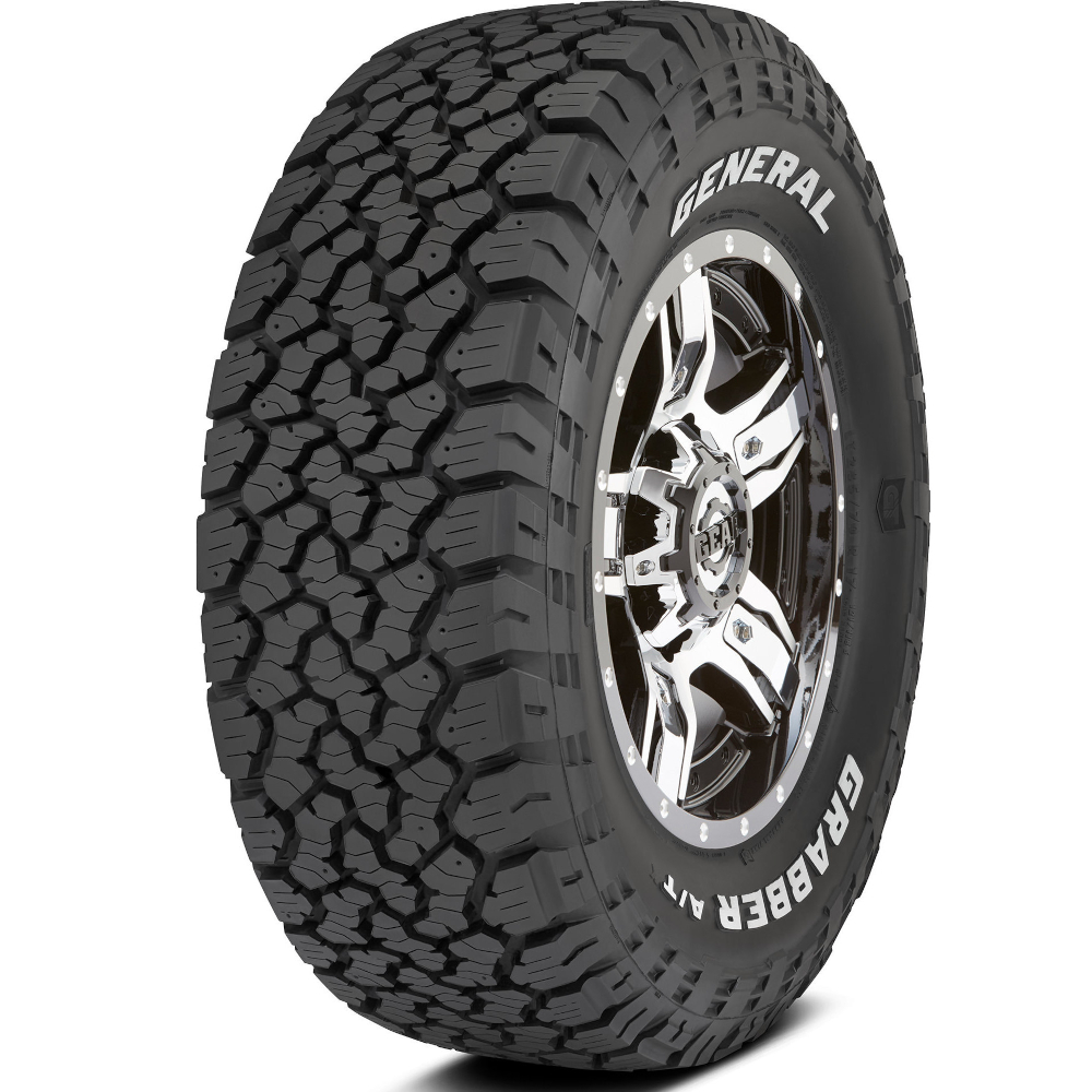 Truck Mud Tires >> General Grabber Atx Lt285 70r17