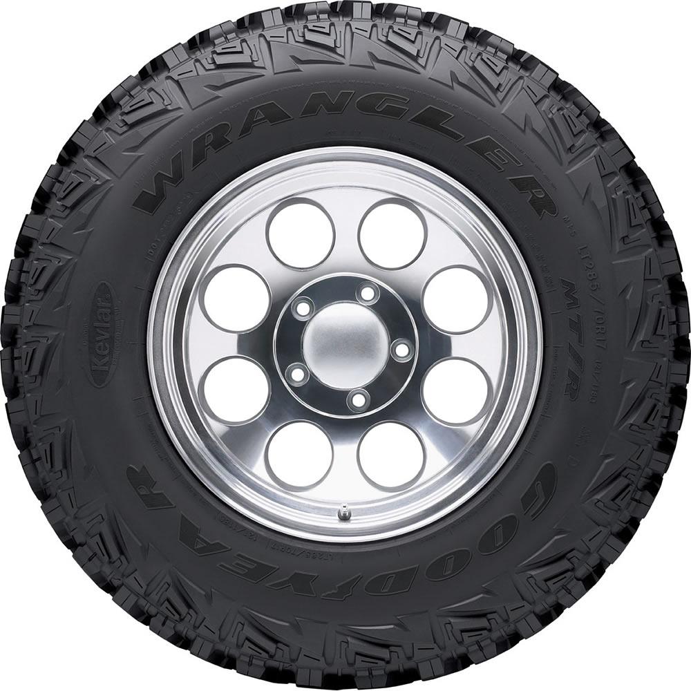 goodyear wrangler mtr lt285 65r20 tires. Black Bedroom Furniture Sets. Home Design Ideas