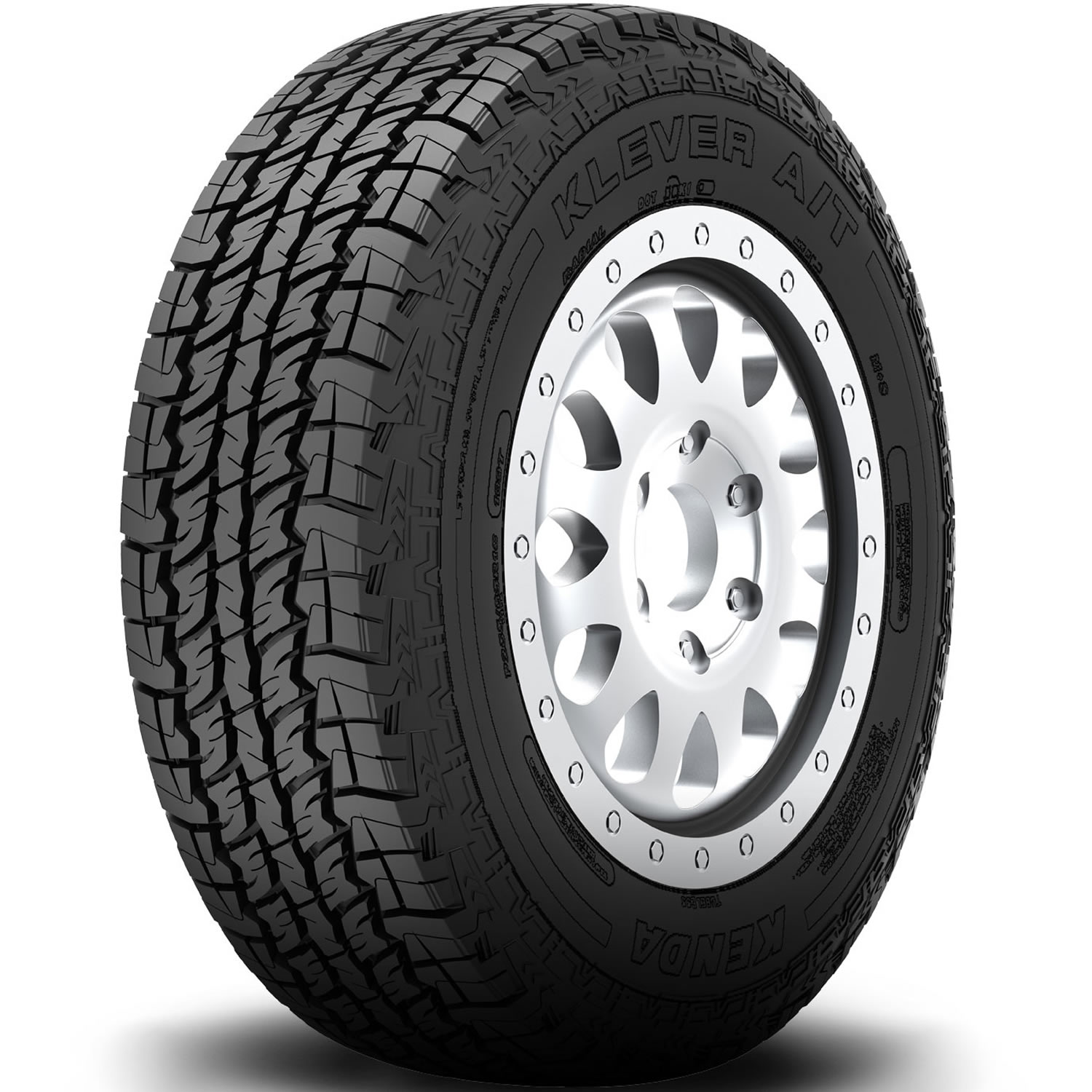 Kenda Klever AT 33X12.50R15LT