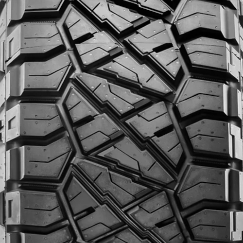 Havok H109  -24 Nitto Ridge Grappler 295/55R20