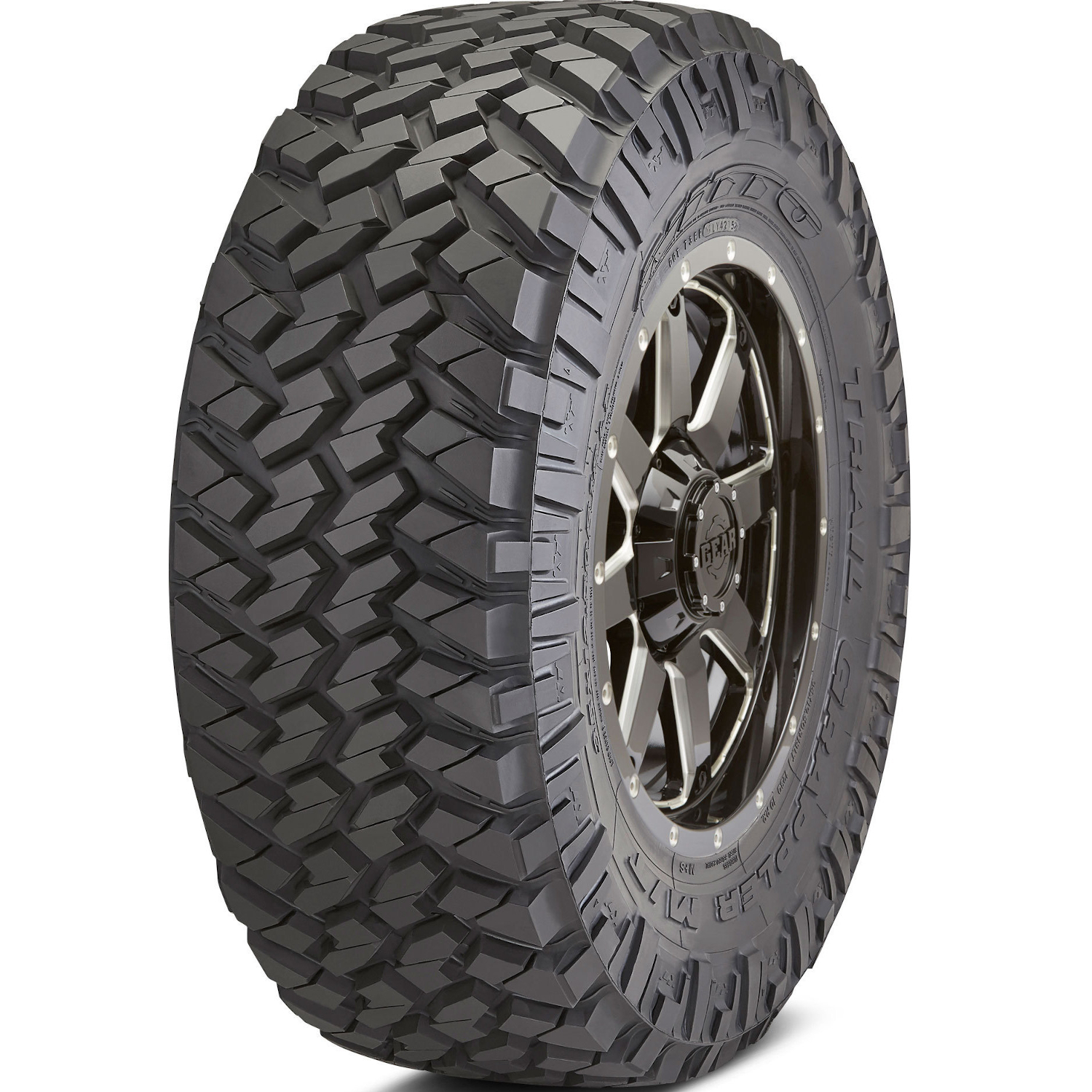 Nitto Trail Grappler LT295/60R20