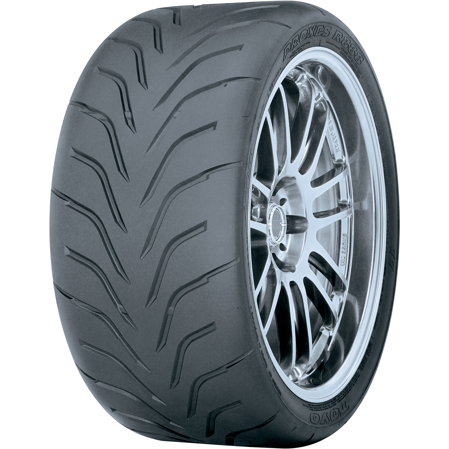 Toyo Proxes R888 >> Details About 1 New 235 35zr19 Toyo Proxes R888 87y Competition Tires 162850