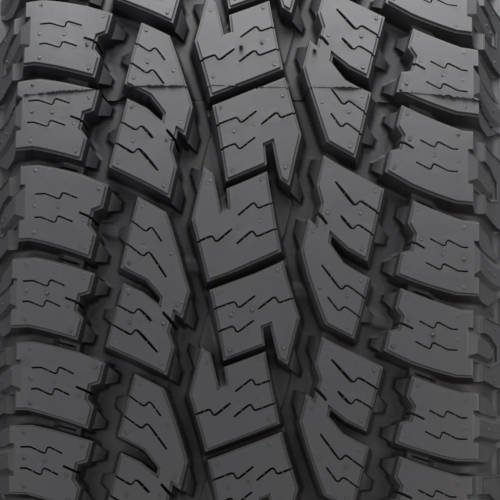 Fuel Octane  -12 Toyo Tires Open Country A/T II 285/65R18