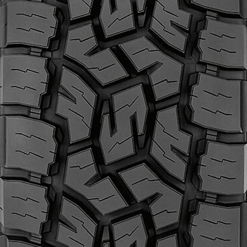 American Offroad Renegade  -44 Toyo Tires Open Country A/t Iii 33/12.5R20