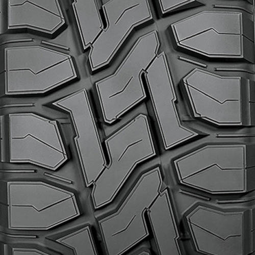 Anthem Off-Road Equalizer  -44 Toyo Tires Open Country R/T 33/12.5R20