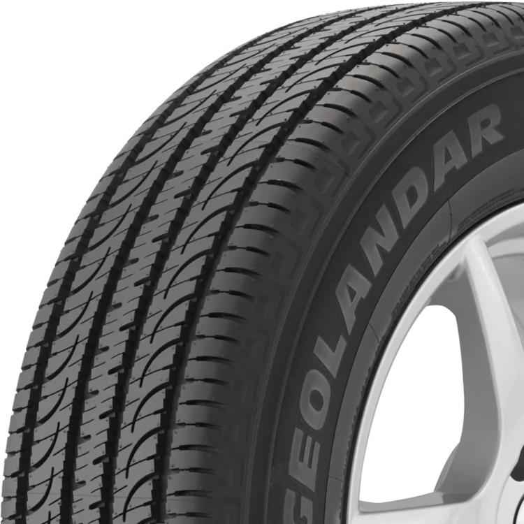 Yokohama All Season Tires >> Details About 1 New 225 70r16 Yokohama Geolandar G055 103h All Season Tires Yok 05515