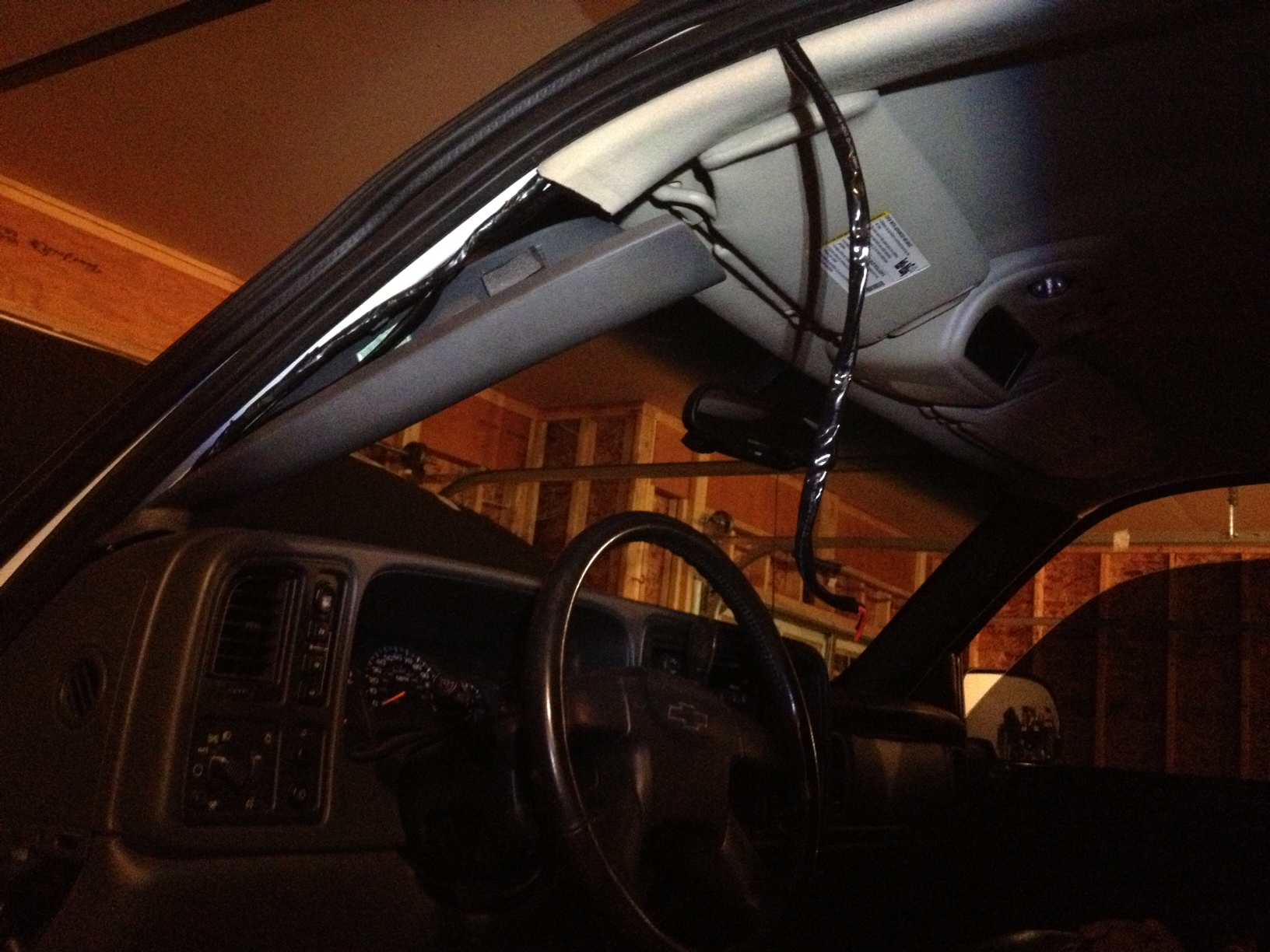 Custom offsets 50 offroad led bars light bar added to our windshield wiring 50 inch light bar cheapraybanclubmaster