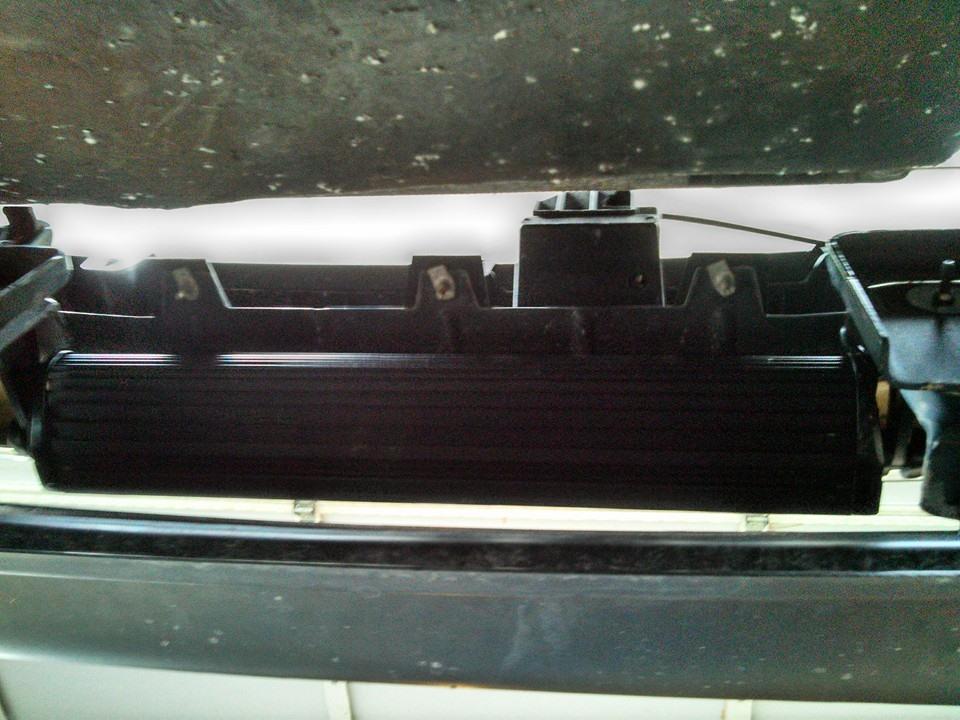 20 inch installed back side shot