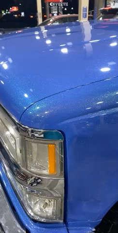 "1994 Chevrolet Blazer Super Aggressive 3""-5"" on 28x14 -76 offset Xtreme Mudder Xm-330 & 37""x13.5"" Lexani Lx-thirty on Suspension Lift 6"" - Custom Offsets Gallery"