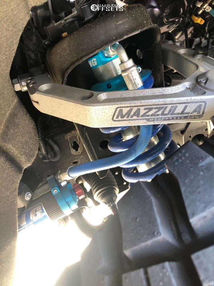 "2021 GMC Sierra 1500 Aggressive > 1"" outside fender on 17x9 -12 offset Fuel Vector & 35""x12.5"" BFGoodrich Mud-terrain T/a Km3 on Suspension Lift 2.5"" - Custom Offsets Gallery"