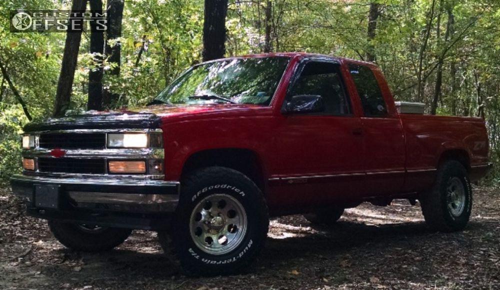 1996 Chevrolet K1500 American Eagle 186 Oem Stock