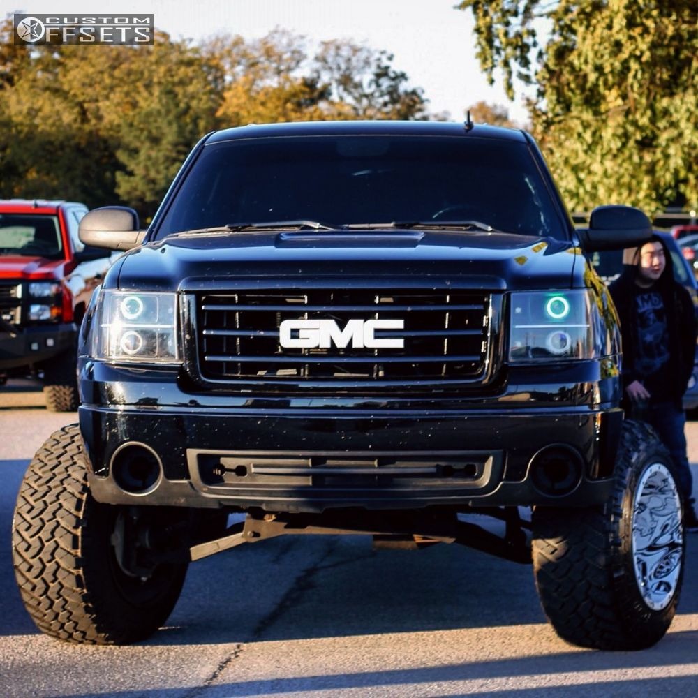gmc and with fiberglass built offroad fenders mazzulla sierra products advanced adv bedsides