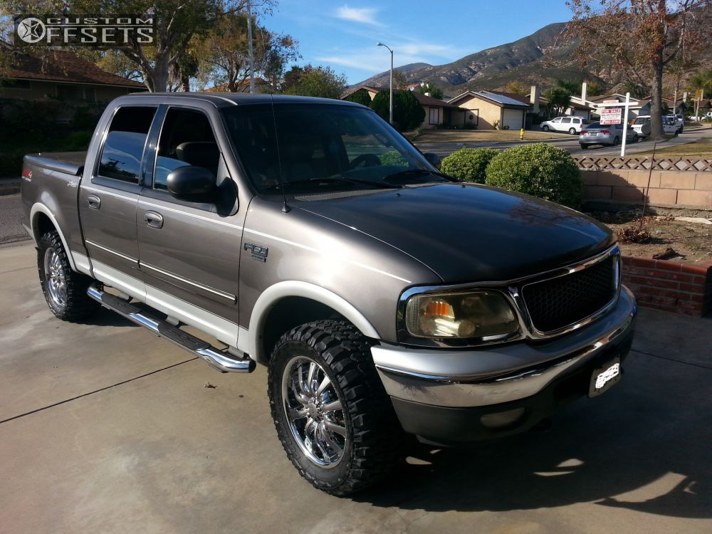 2003 Ford F 150 Helo He875 Leveling Kit