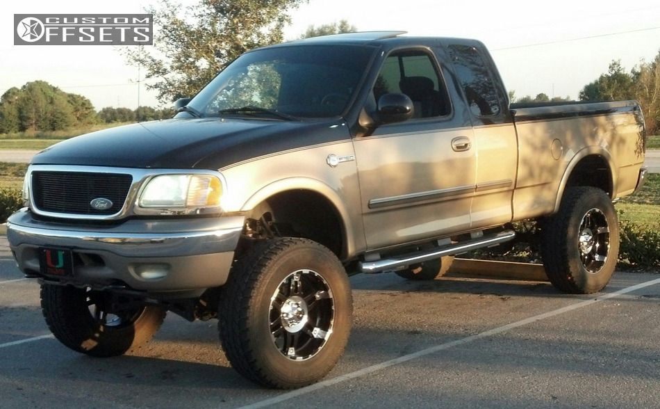 2003 Ford F 150 Xd Spy Fabtech Suspension Lift 6in