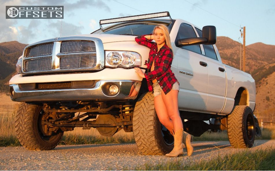 2004 dodge ram 2500 fuel octane skyjacker suspension lift 6in