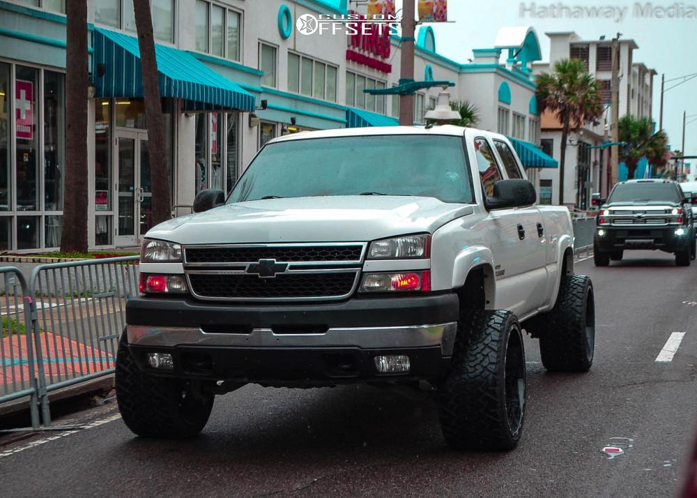 2007 Chevrolet Silverado 2500 HD Classic   TIS 544mb