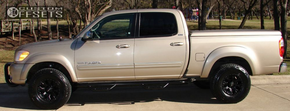 2006 Toyota Tundra Helo He878 Suspension Lift 3in