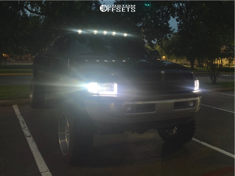 16 1999 Ram 2500 Dodge Zone Suspension Lift 5in Xtreme Force Xf5 Custom