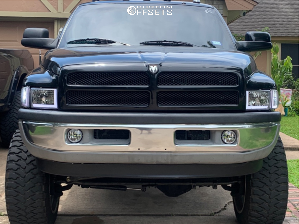 2 1999 Ram 2500 Dodge Zone Suspension Lift 5in Xtreme Force Xf5 Custom