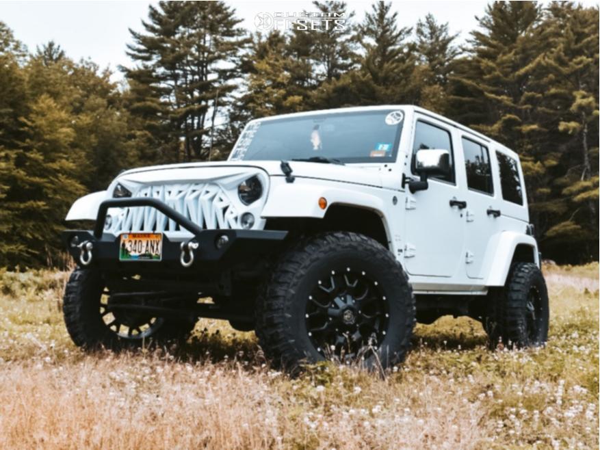 Federal Couragia MT Jeep Wrangler