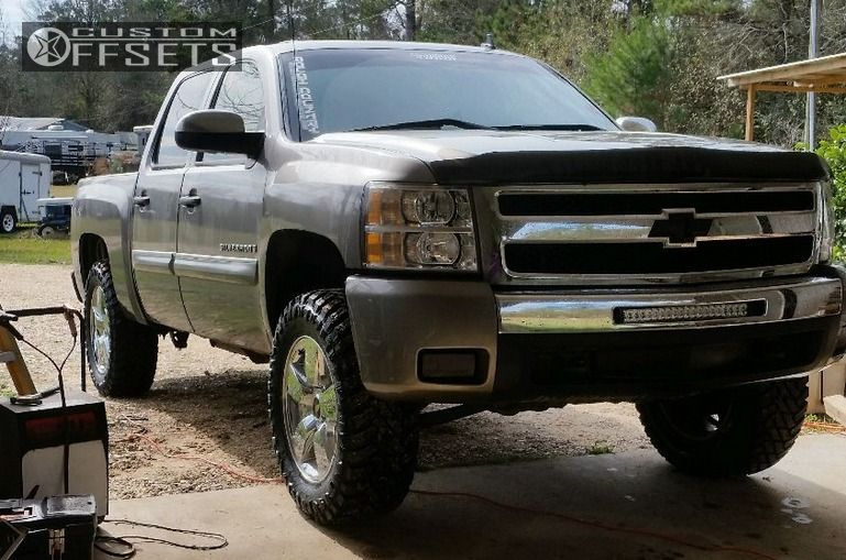 2009 Chevrolet Silverado 1500 Spaced Out Stockers Spaced ...