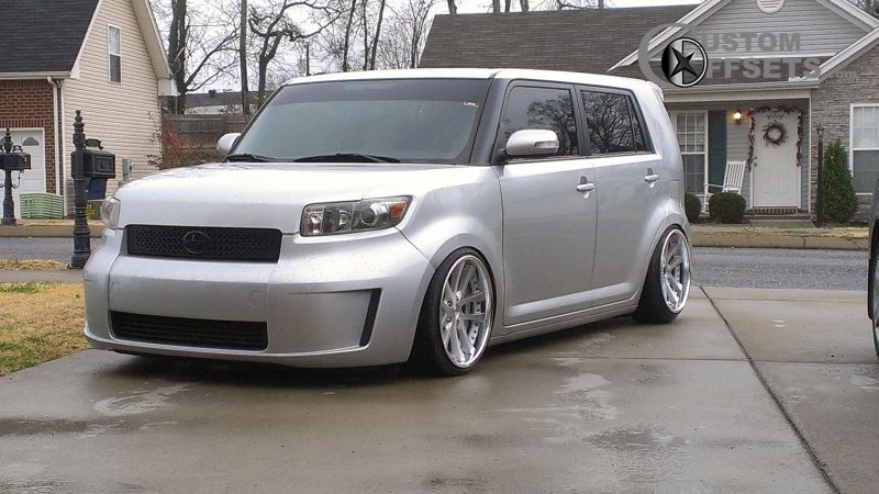 2008 scion xb weld racing kranze lxz. Black Bedroom Furniture Sets. Home Design Ideas