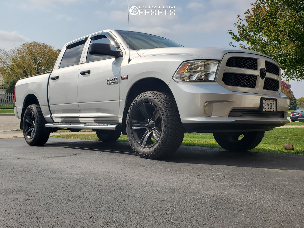leveling kit bilstein ram 1500 oe performance 20x9