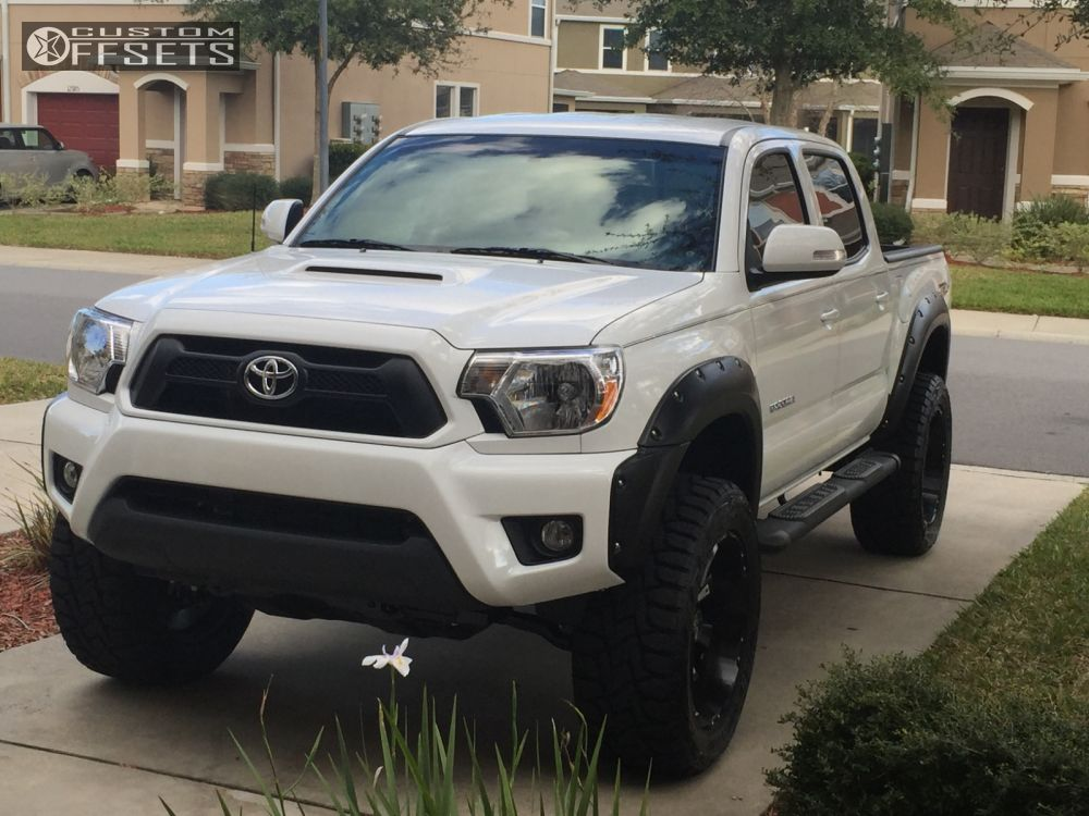 2015 Toyota Ta a Hostile Hammered Leveling Kit