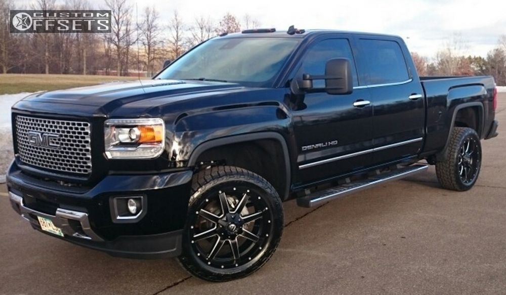 Wheel Offset 2015 Gmc Sierra 2500 Hd Hellaflush Stock Custom Rims also 2016 Gmc Sierra 2500hd Regular Cab also 2018 Gmc Acadia additionally Watch furthermore Grounding Wire Location Help Please 10069. on 2014 gmc sierra all terrain grille
