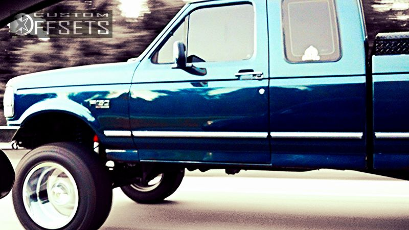 ... 2 1995 F 150 Ford Suspension Lift 6 Moto Metal 962 Chrome Super Aggressive 3 ...