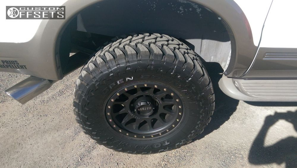 2005 Ford Excursion Method Nv Icon Suspension Lift 5in