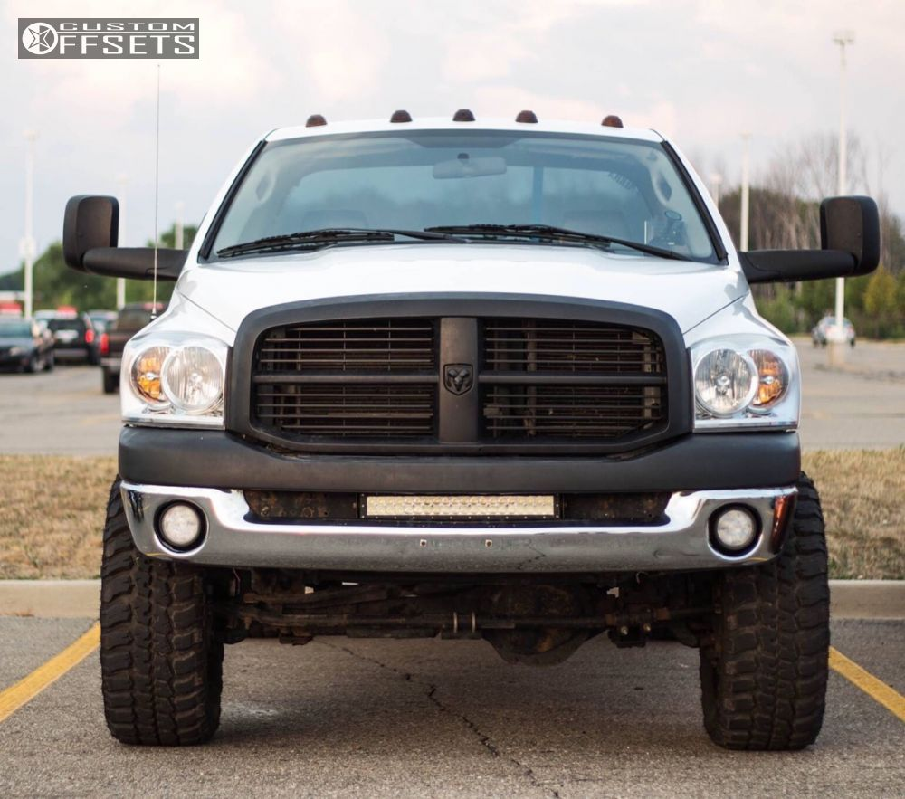 2007 Dodge Ram 2500 Dropstars 645mb Hell Bent Steel