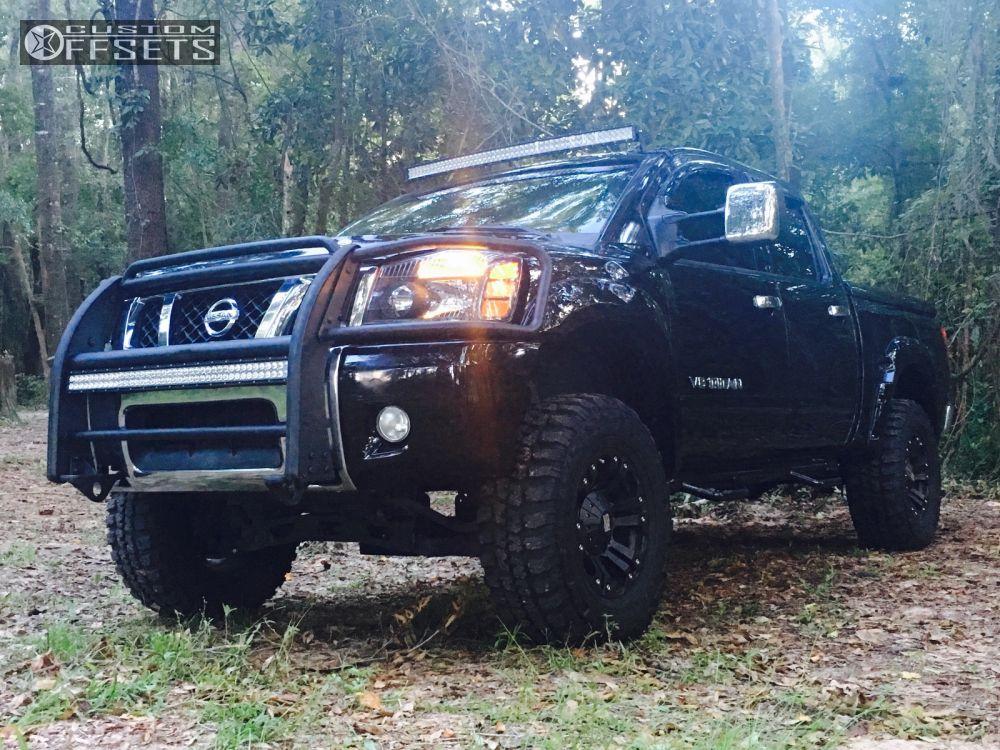 2010 Nissan Titan | XD Monster