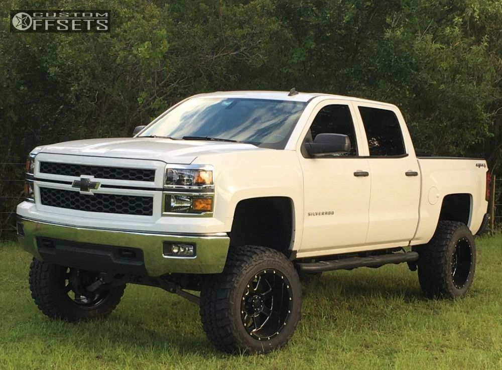 chevy silverado 2014 lifted images galleries with a bite. Black Bedroom Furniture Sets. Home Design Ideas