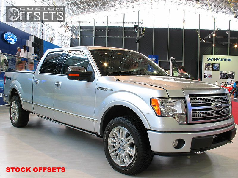 1 2009 F 150 Ford Stock Stock Stock Chrome Tucked