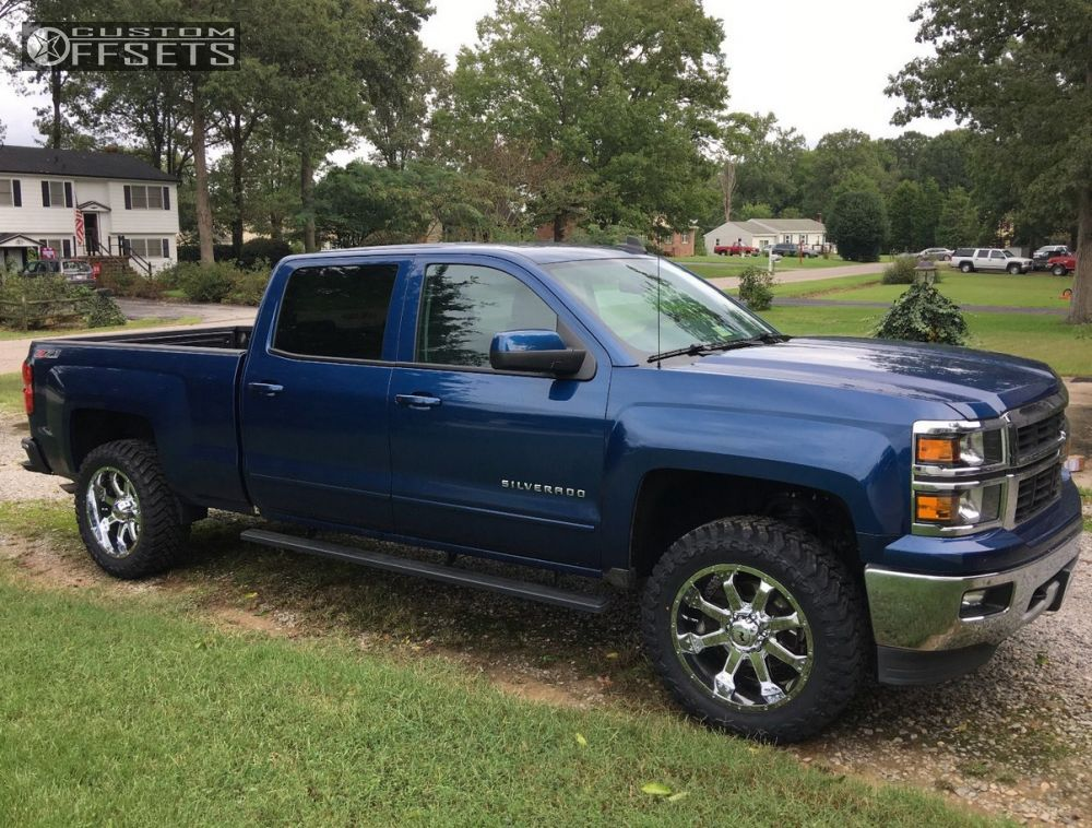 Chevy Silverado 1500 Lift Kit