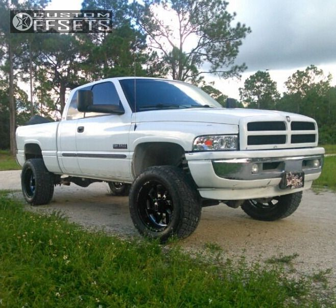 70 1 2013 2500 Ram Suspension Lift: 2001 Dodge Ram 2500 Fuel Turbo Pro Comp Suspension Lift 5in