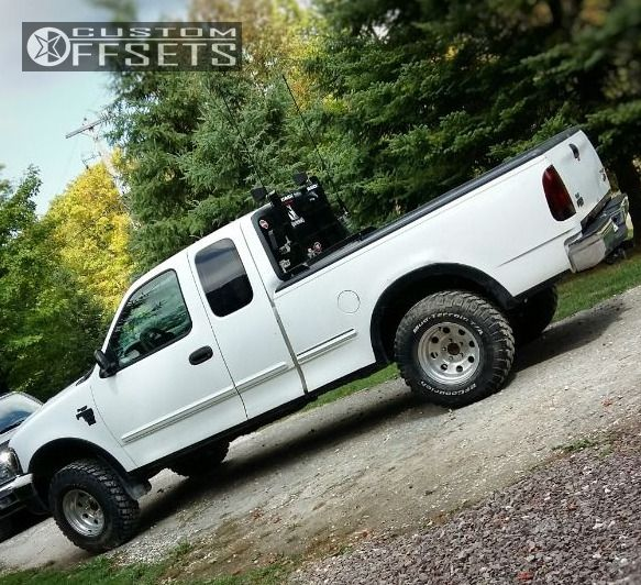 1999 ford f 150 alloy ion style 171 oem leveling kit. Black Bedroom Furniture Sets. Home Design Ideas