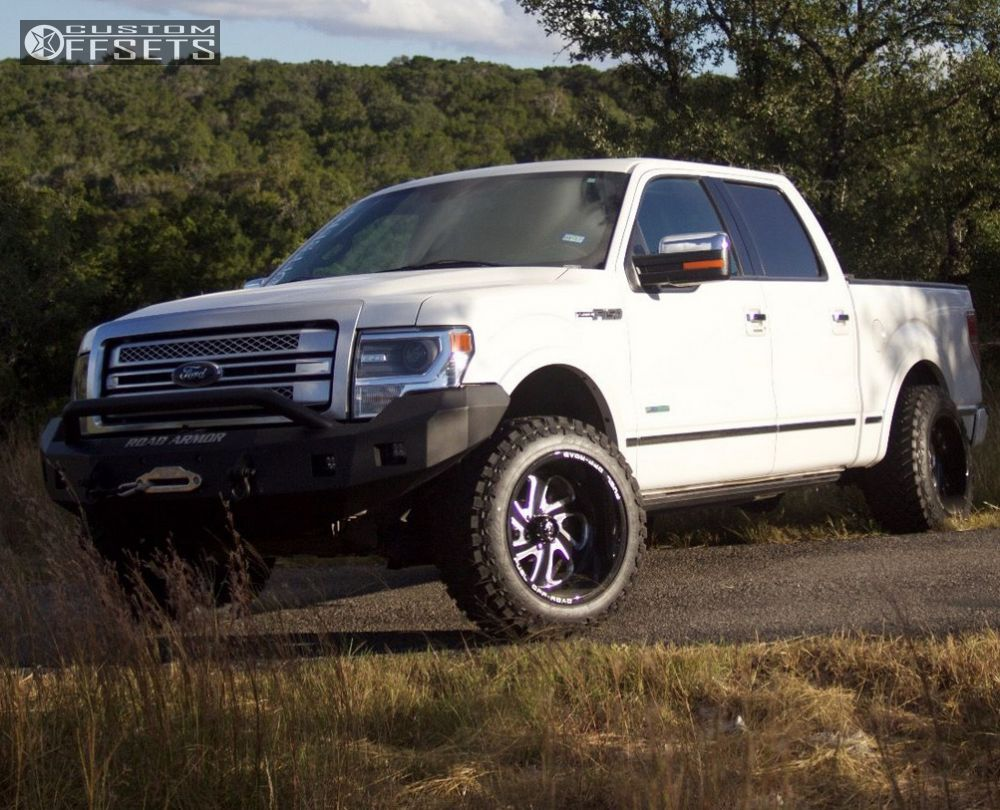 2013 Ford F 150 Fuel Flow Readylift Leveling Kit