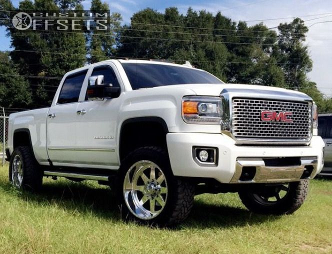 2016 Gmc Sierra 2500 Hd American Force Independence Ss8