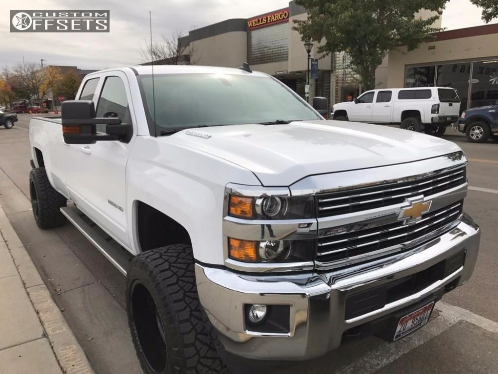2016 chevrolet silverado 2500 hd fuel turbo belltech leveling kit. Black Bedroom Furniture Sets. Home Design Ideas
