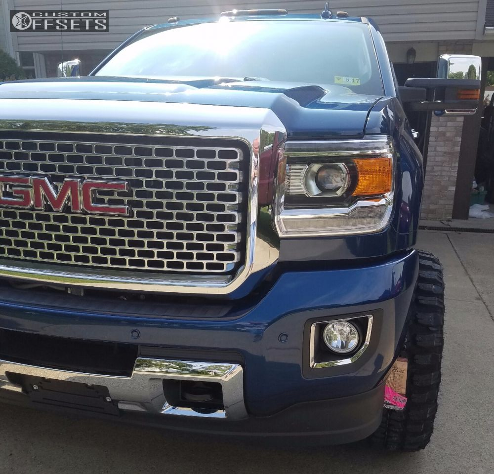 2016 Gmc Sierra 2500 Hd Cali Offroad Busted Cognito