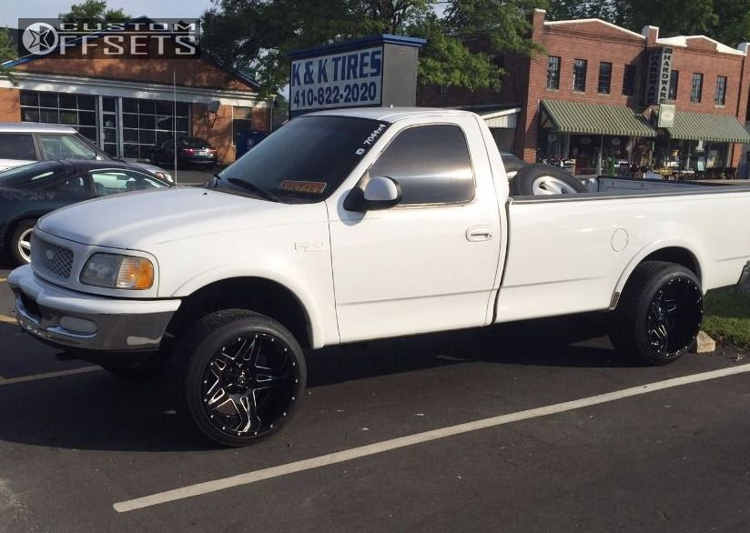 1997 Ford F150 White >> 1997 Ford F 150 Fuel Full Blown Oem Stock