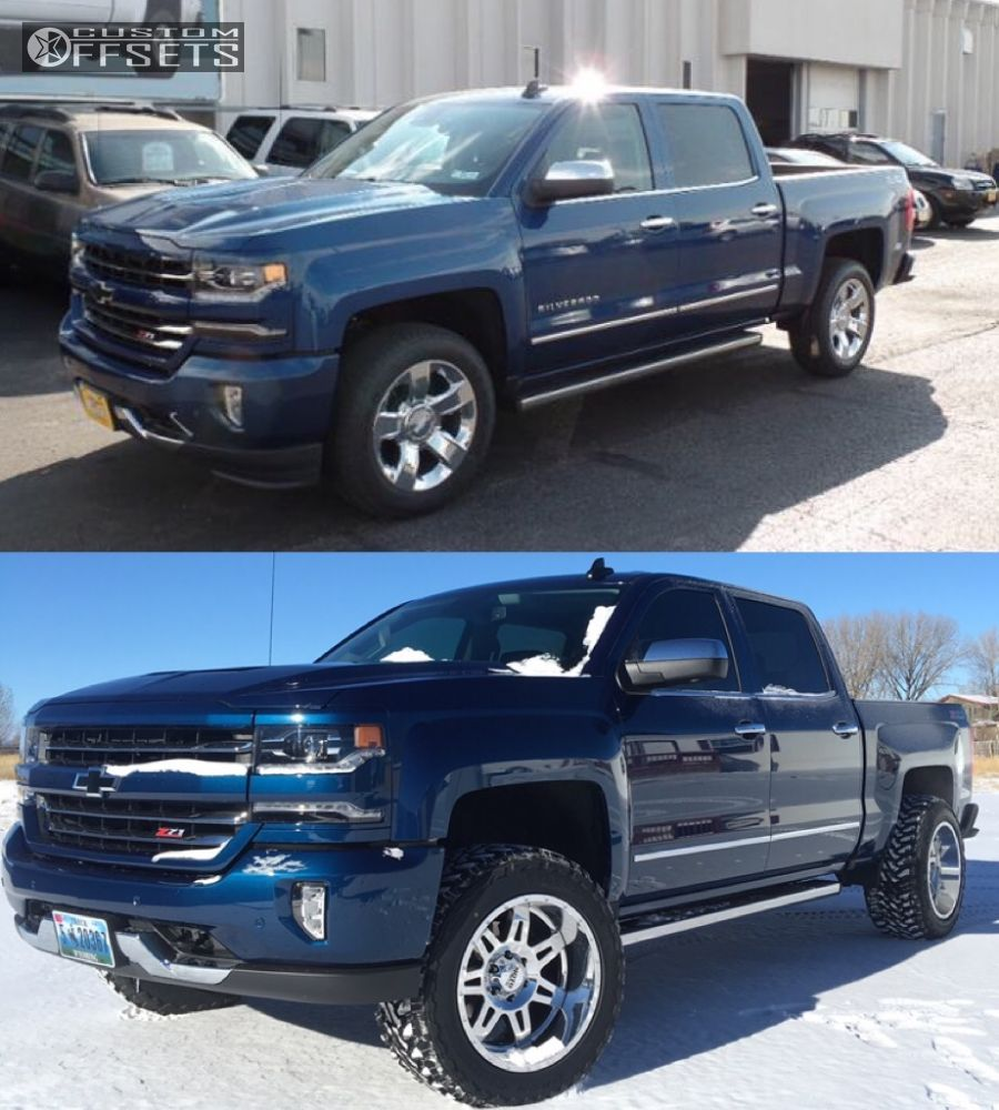 2016 silverado 1500 body kit 2017 2018 best cars reviews. Black Bedroom Furniture Sets. Home Design Ideas