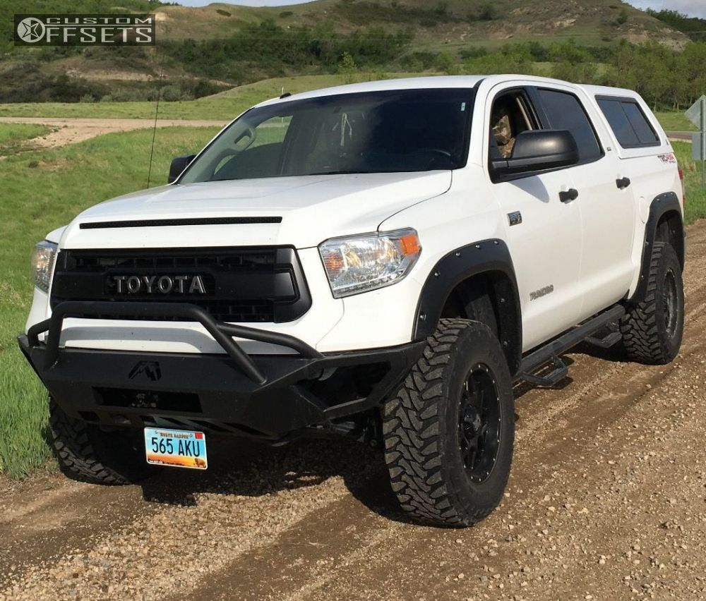 2015 Toyota Tundra Xd Xd820 Readylift Suspension Lift 4in